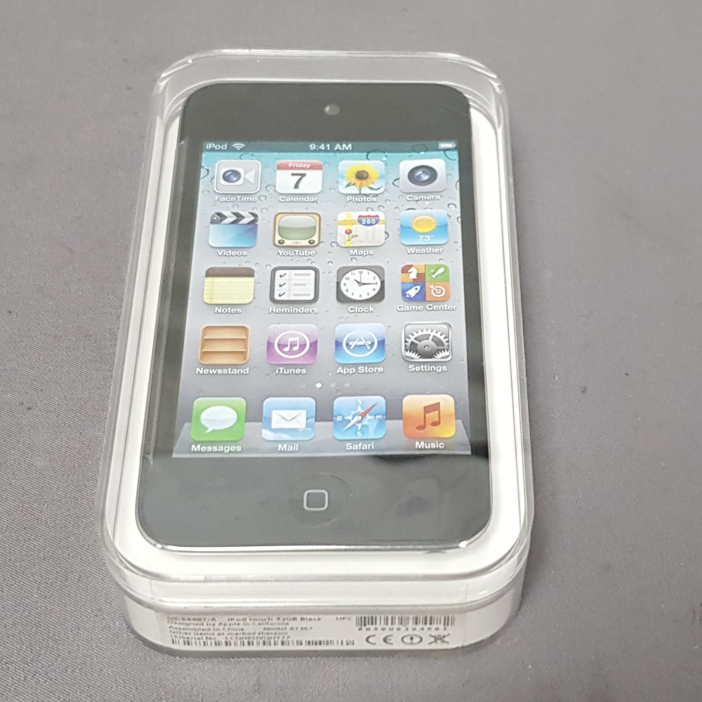 Product photo for Apple iPod Touch 4th Gen - 32GB