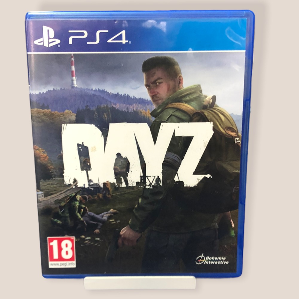 Product photo for PS4 Game DayZ