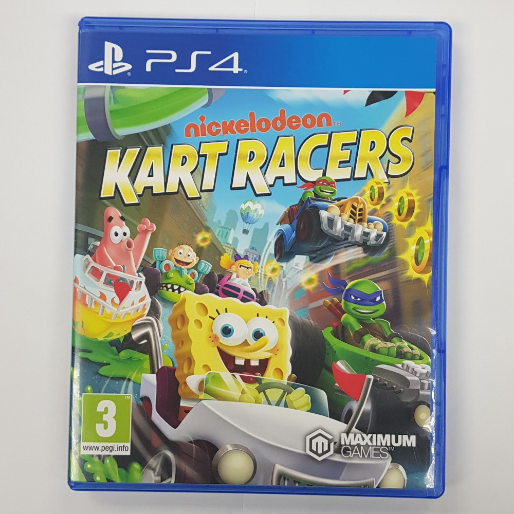Product photo for Sony Nickelodeon Kart Racers (PlayStation 4)