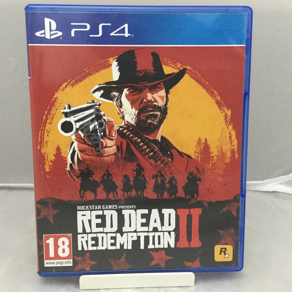 Product photo for Rockstar Red Dead Redemption 2