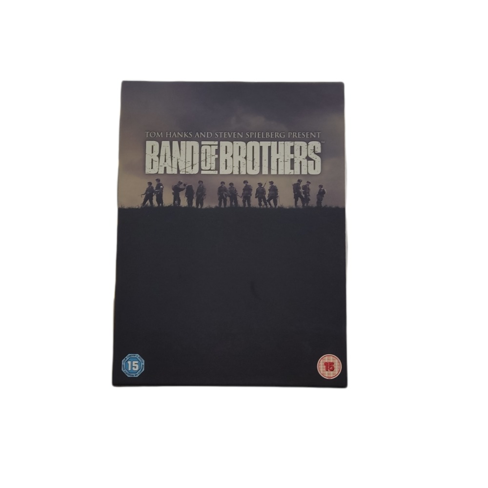 Product photo for DVD boxset Band Of Brothers