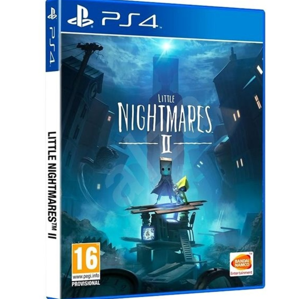 Product photo for Day-One Edition Little Nightmares 2 With DLC - Ps4 Game
