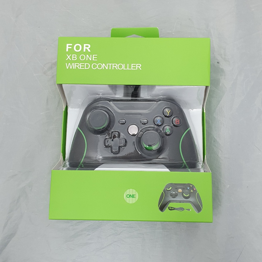 Product photo for Xbox One Compatible Wired Controller