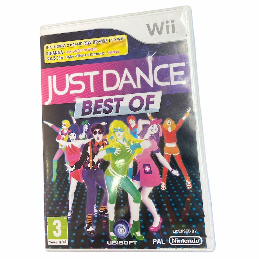 Product photo for Just Dance Best Of