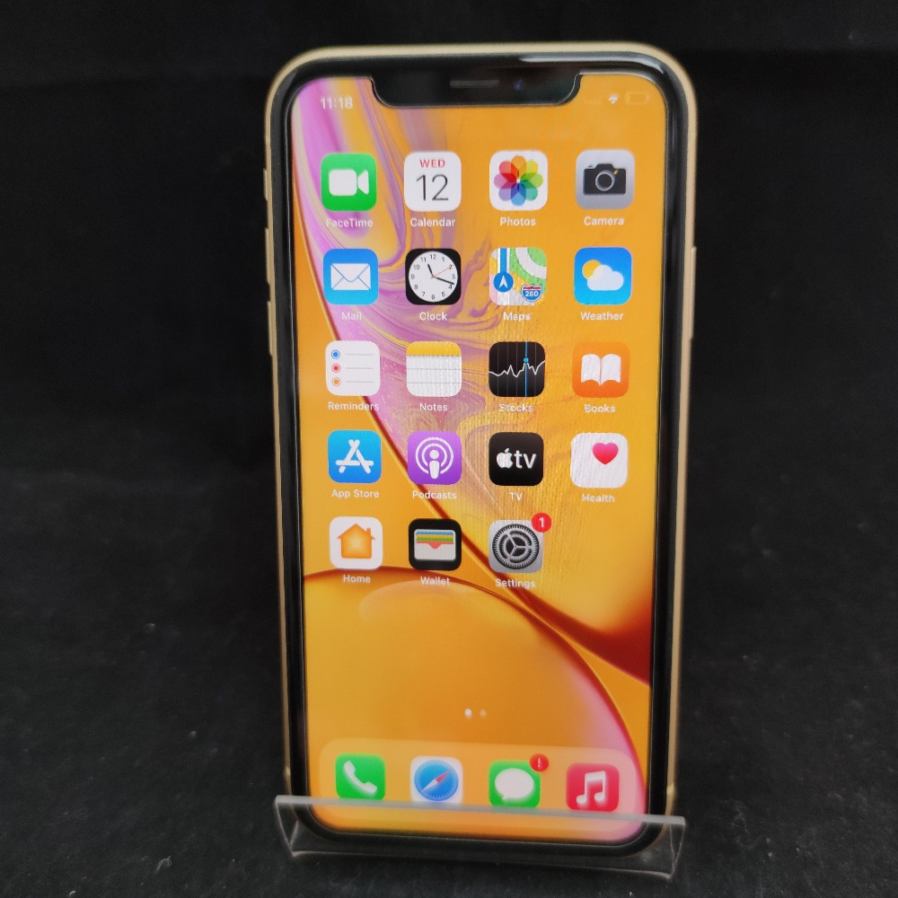 Product photo for Apple iPhone XR UNLOCKED
