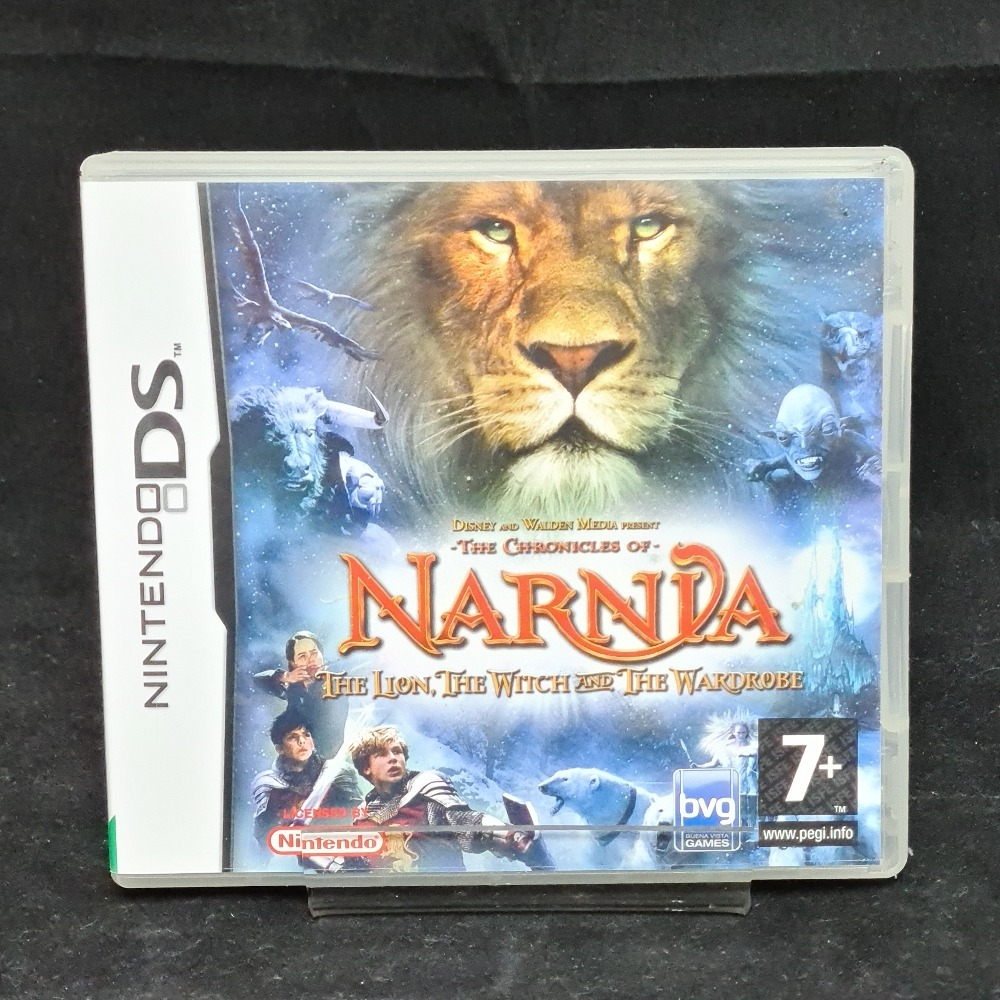 Product photo for Nintendo DS Game Chronicles Of Narnia