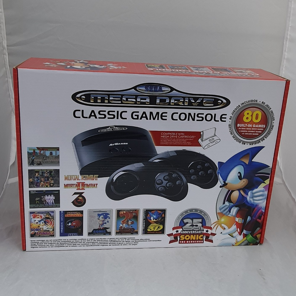 Product photo for Sega Mega drive Classic Console