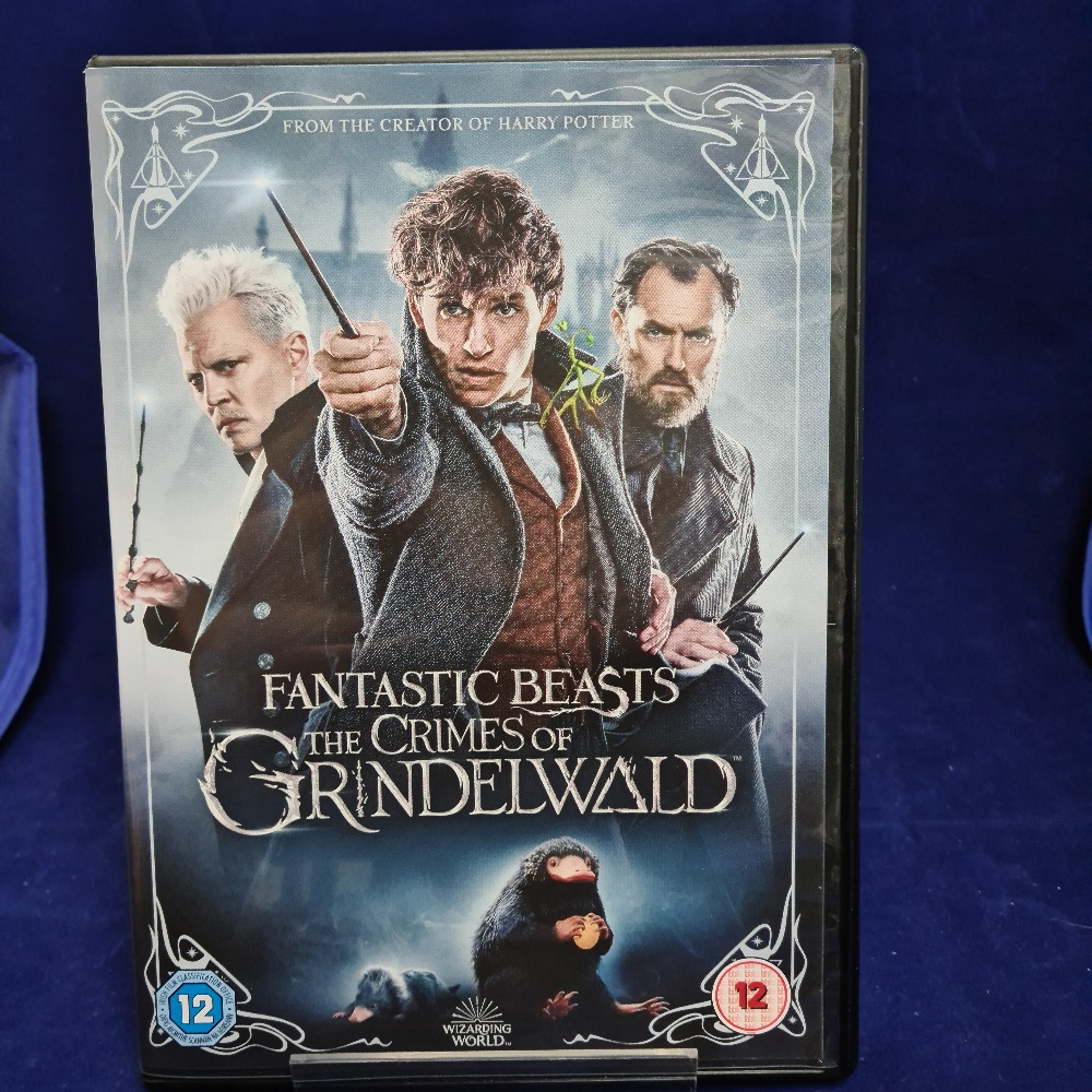 Product photo for Fantastic Beasts Grindelwald