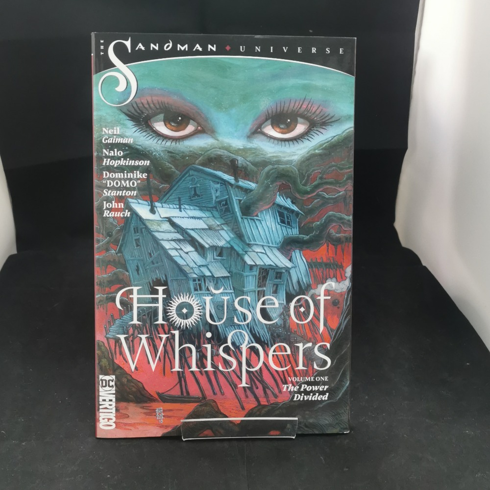 Product photo for DC Comics House Of Whispers, Sandman Universe