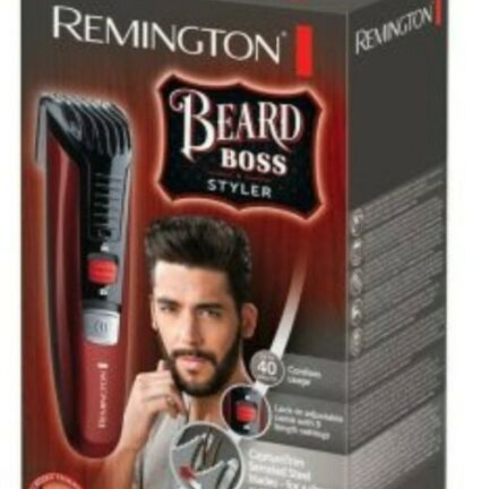 Product photo for Remington Beard Boss Styler