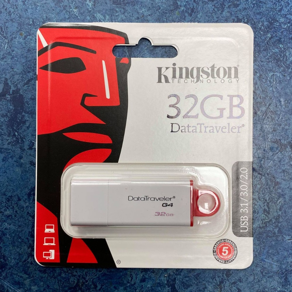 Product photo for Kingston Technology 32GB USB