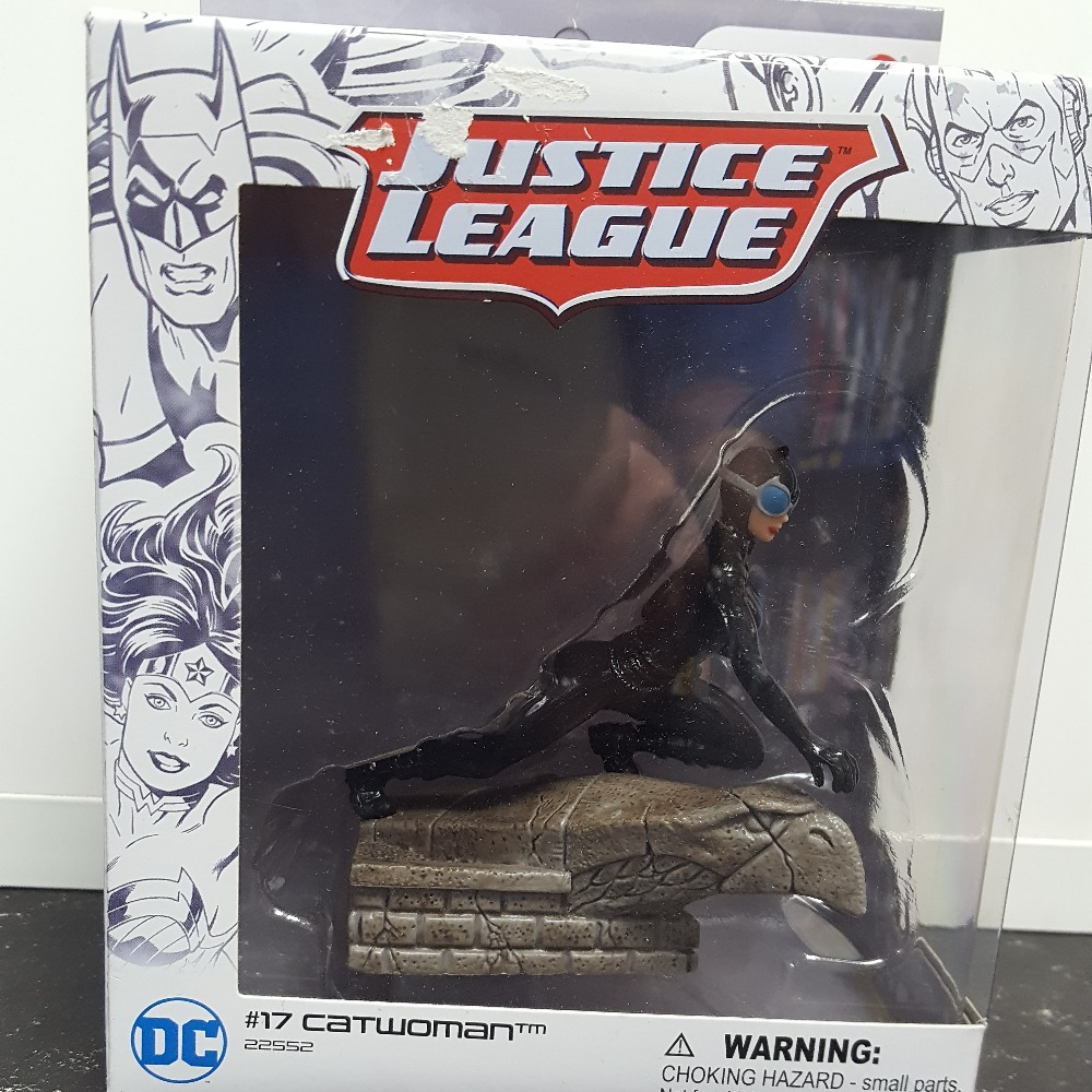 Product photo for Schleich Justice League Catwoman