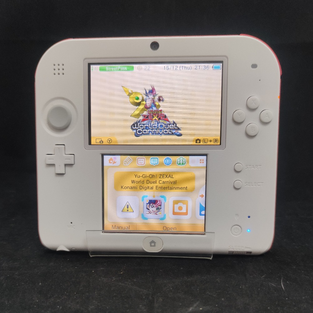 Product photo for Nintendo 2ds Console 2DS