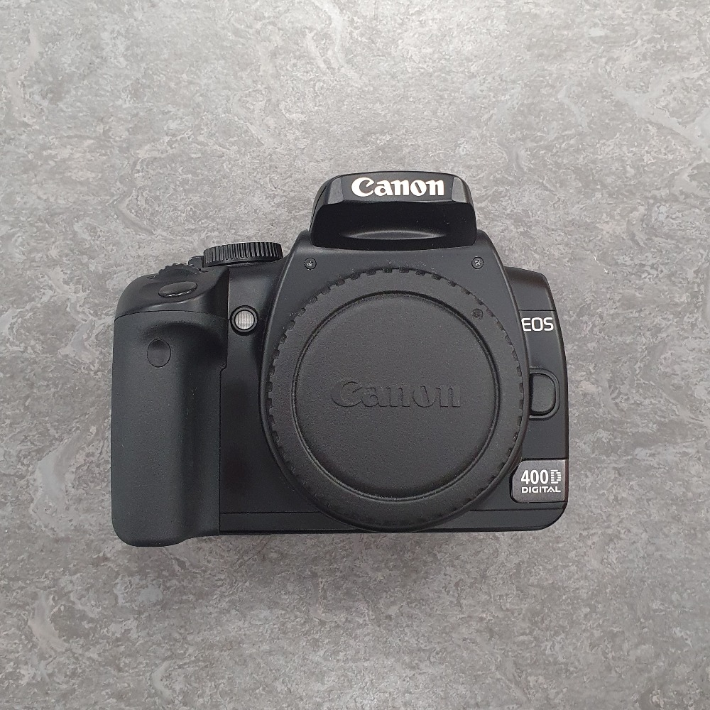 Product photo for Canon EOS 400D
