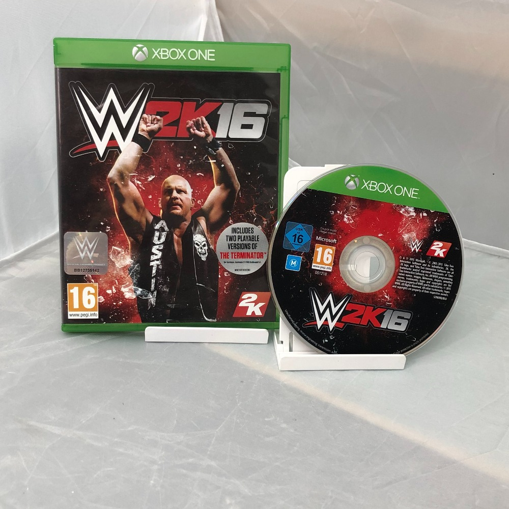 Product photo for wwe 2k16