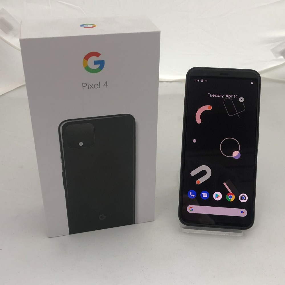 Product photo for Google Pixel 4 (128GB)