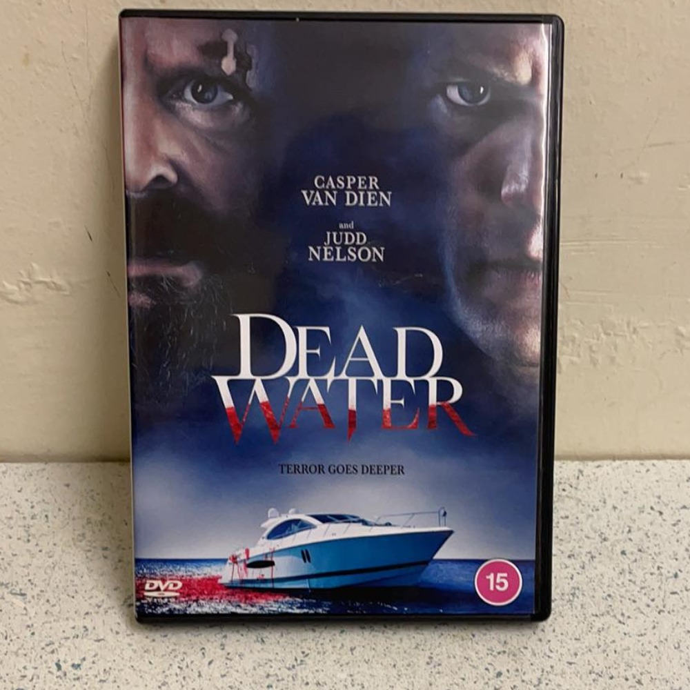 Product photo for DVD Dead Water - DVD