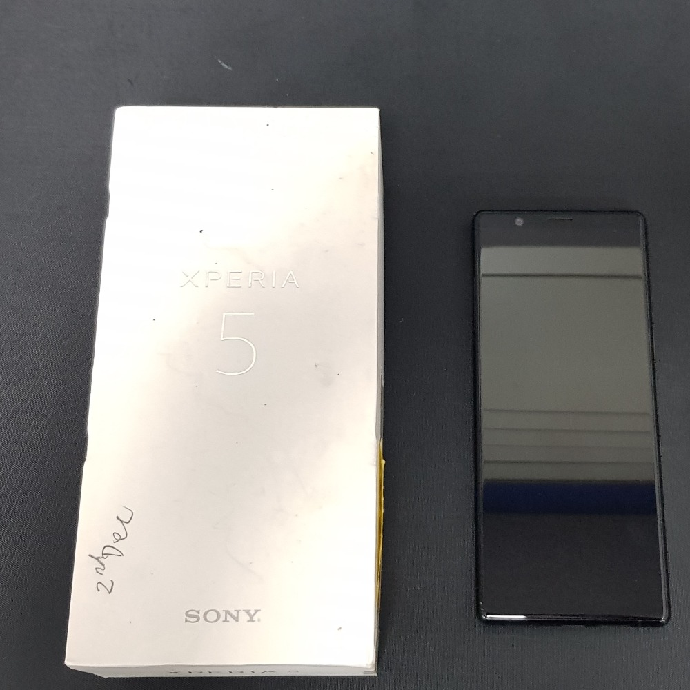 Product photo for Sony Xperia 5 - Open Network - 128gb - Boxed (Was £240)