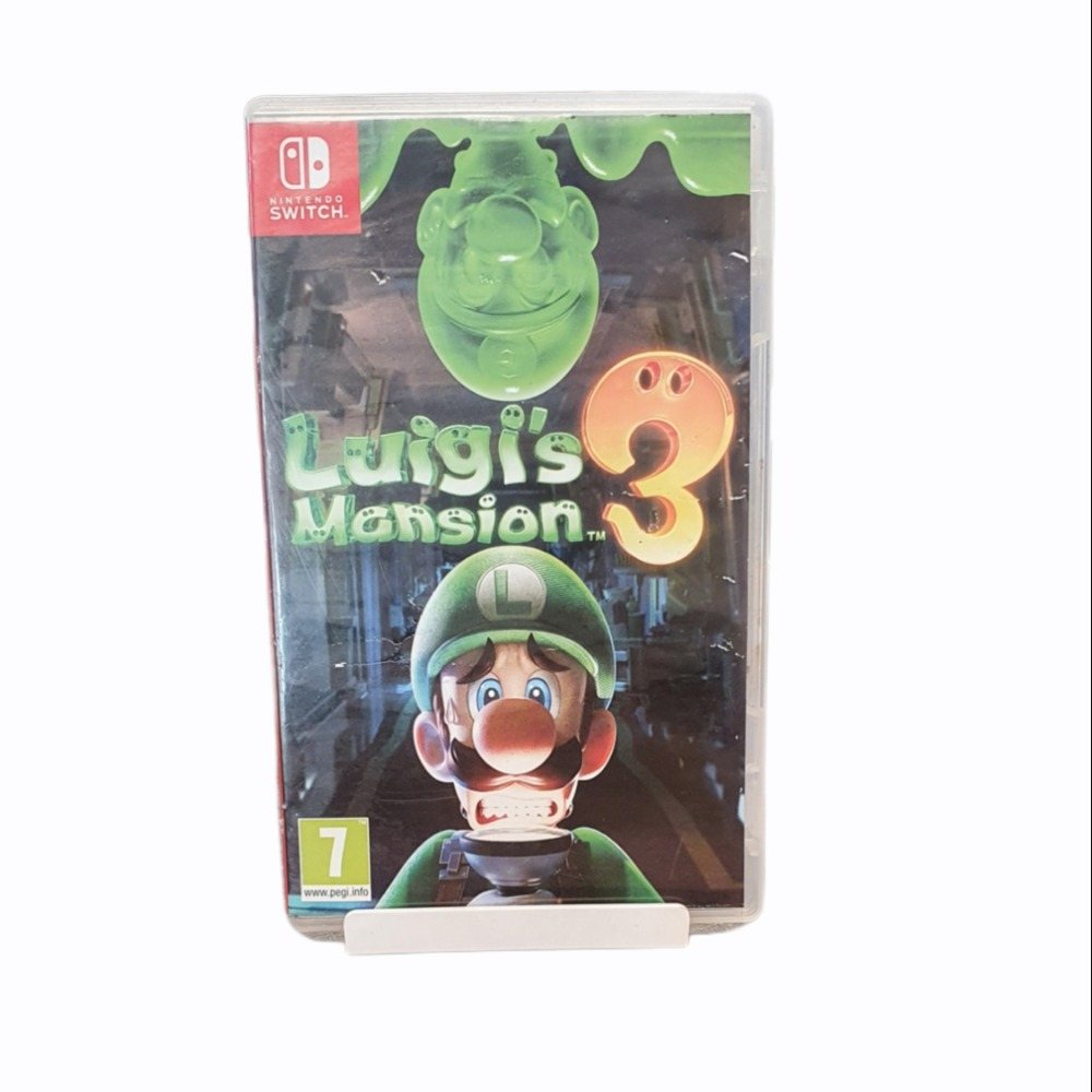 Product photo for Luigi's Mansion 3 - Switch Game