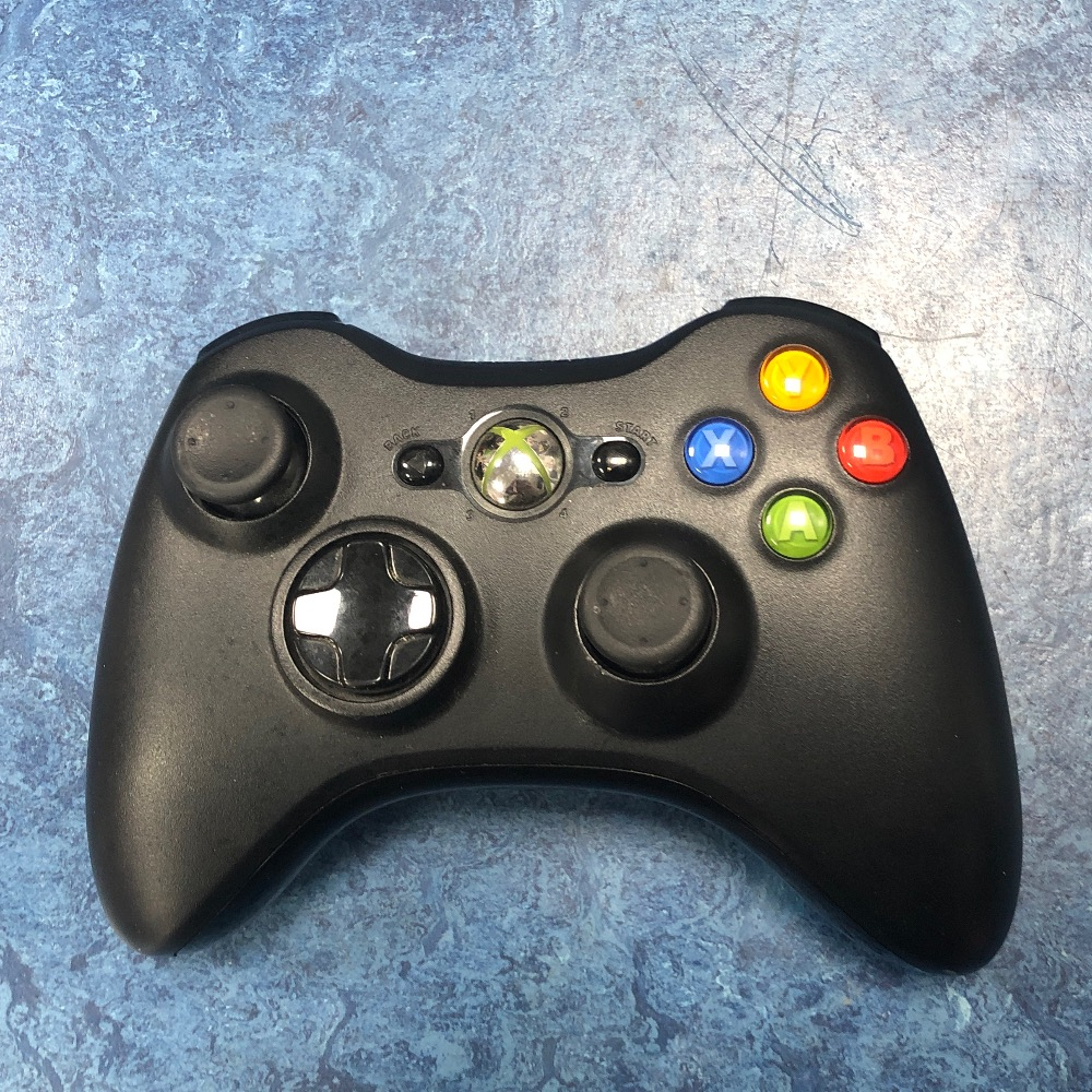 Product photo for Microsoft Xbox 360 controller