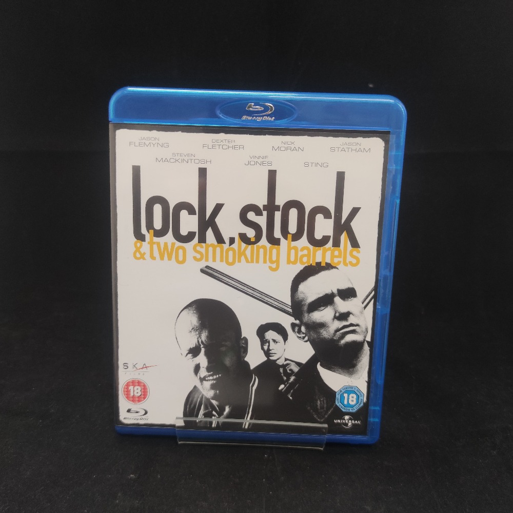 Product photo for Lock Stock & Two Smoking Barrels Blu-Ray