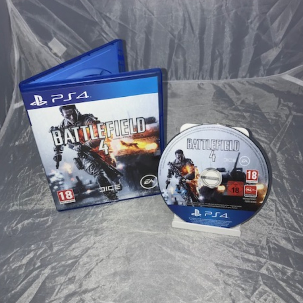 Product photo for PlayStation 4 Game Battlefield 4
