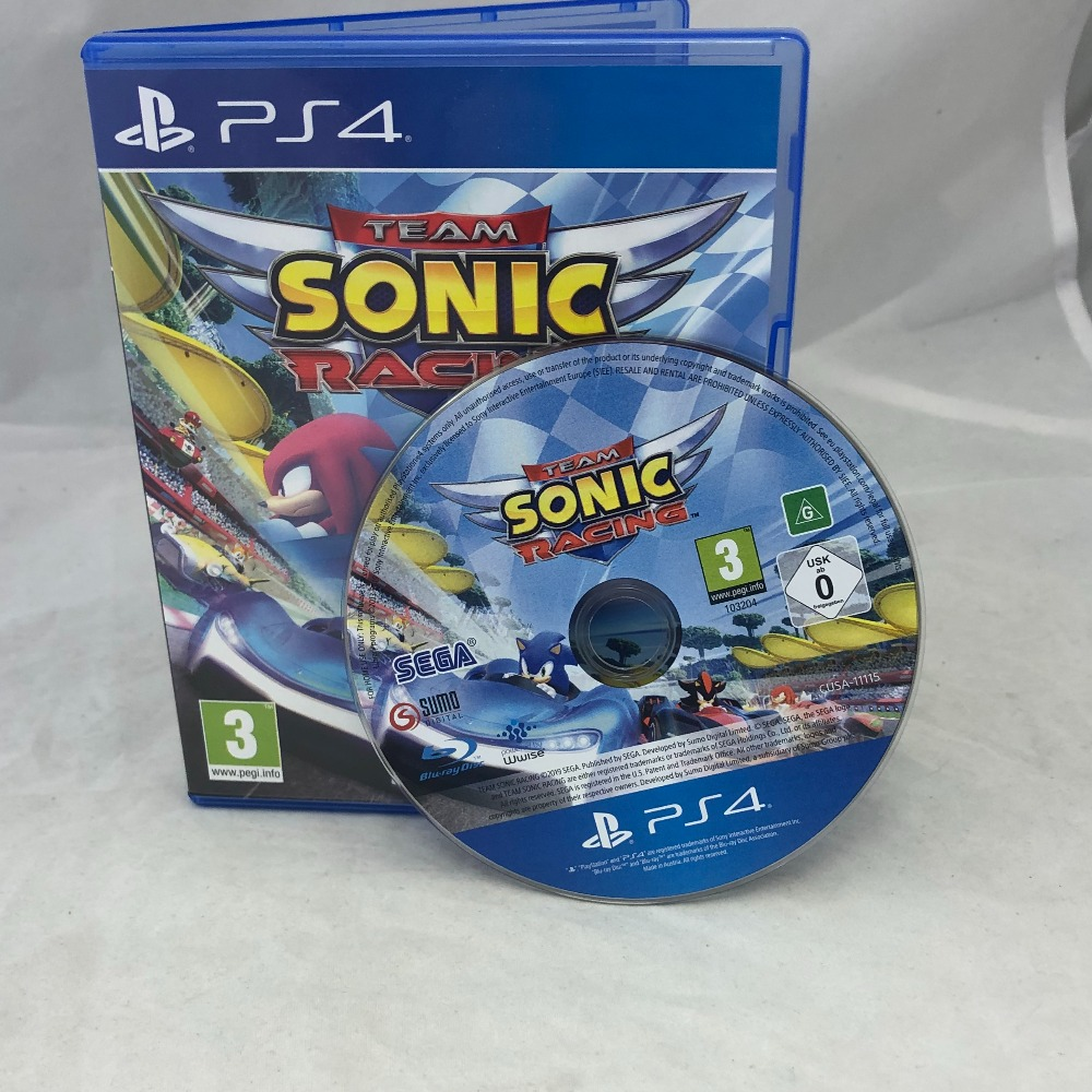 Product photo for Sonic Racing