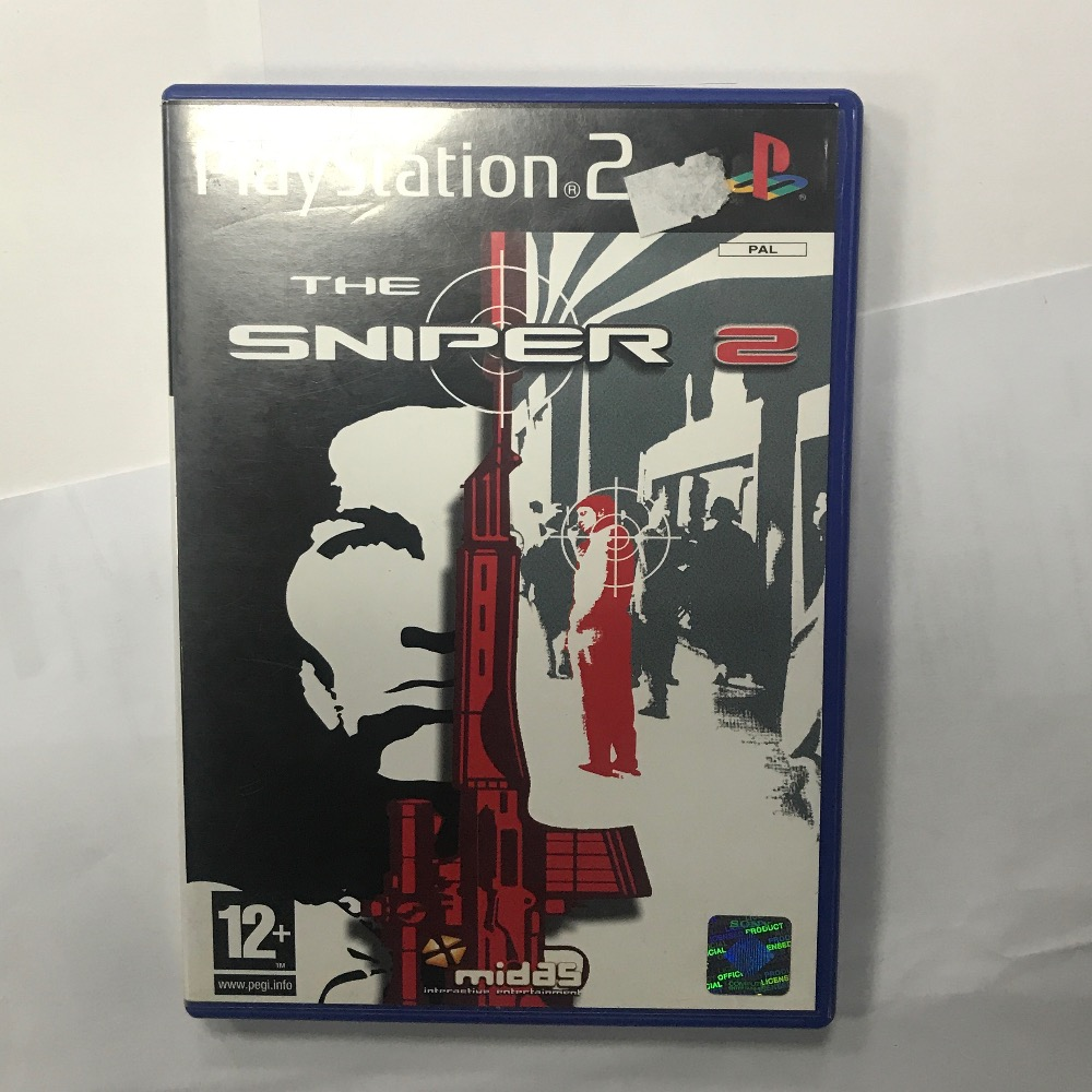 Product photo for Sony PS2 Game sniper 2 PlayStation 2