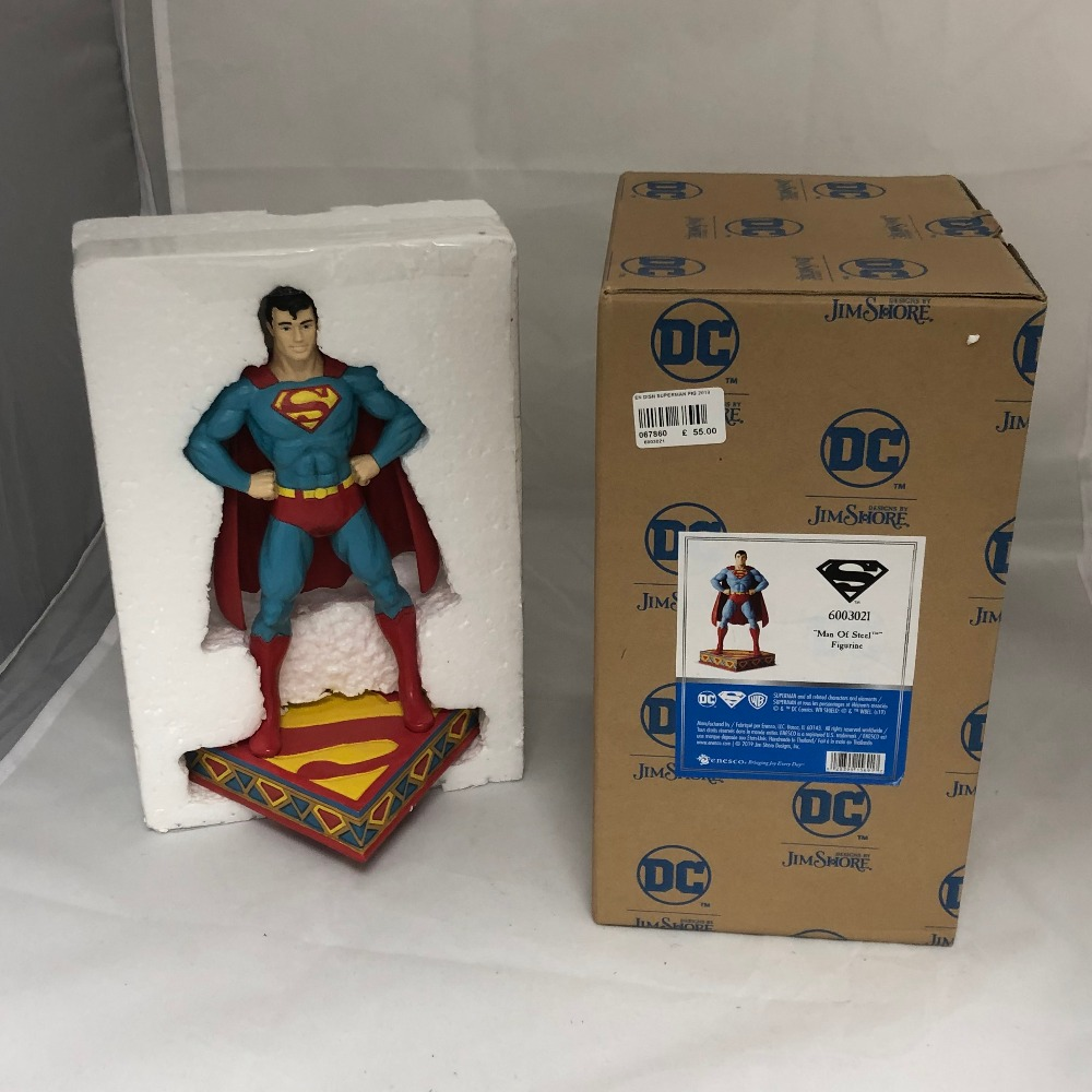 Product photo for DC Comics Superman ''Man Of Steel'' Collectables