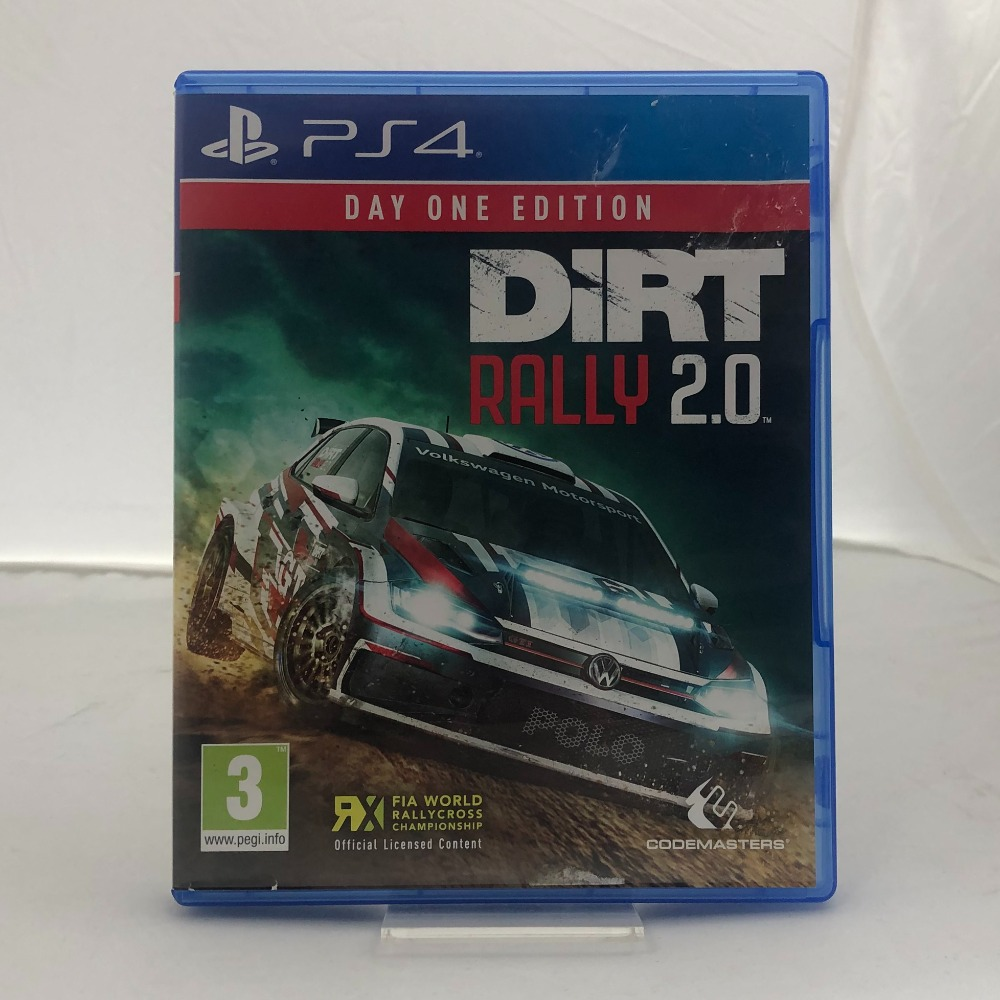 Product photo for Dirt Rally 2.0 (PS4)