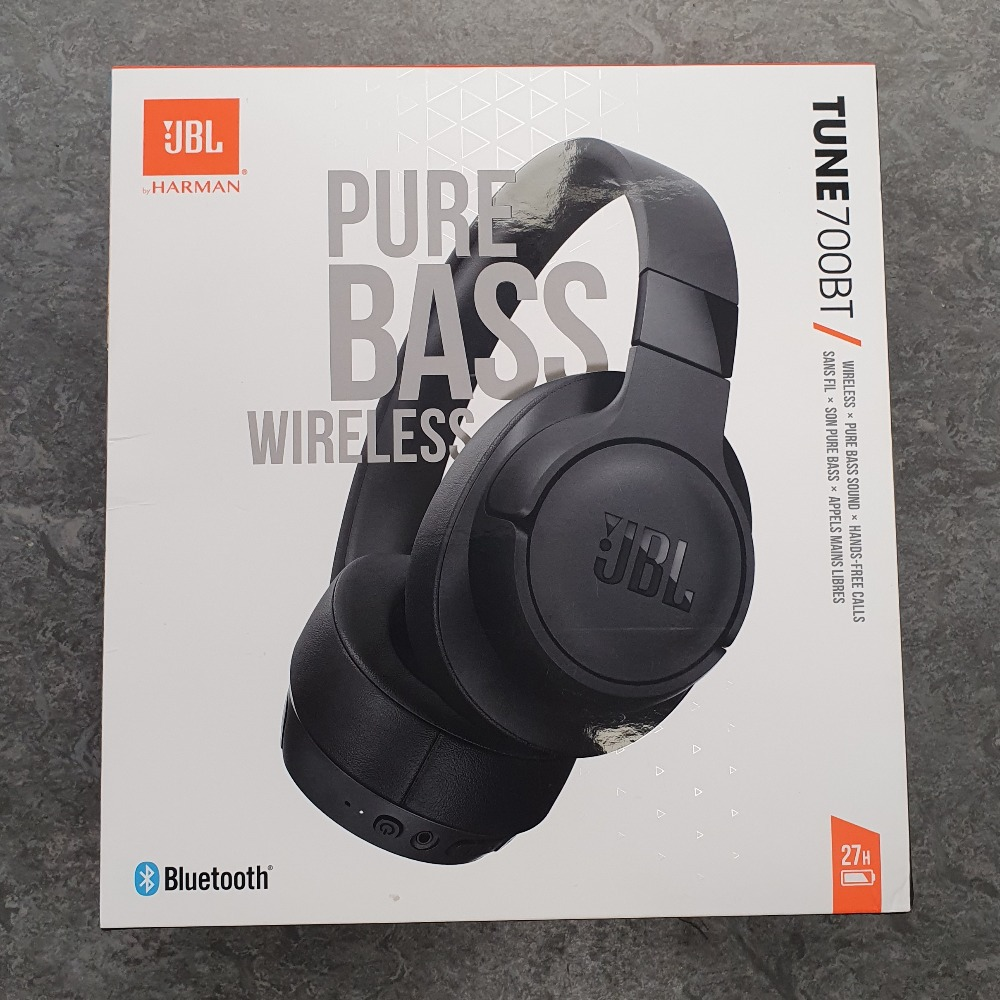 Product photo for JBL Tune 700BT Wireless Headphones