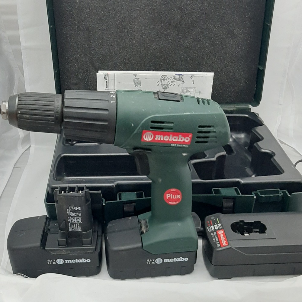 Product photo for Metabo Drill