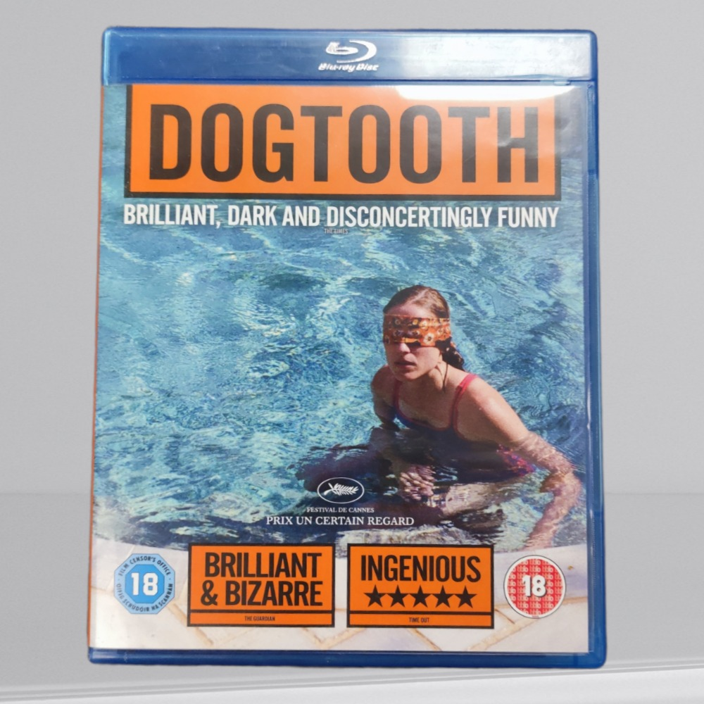 Product photo for Blu-ray Dogtooth