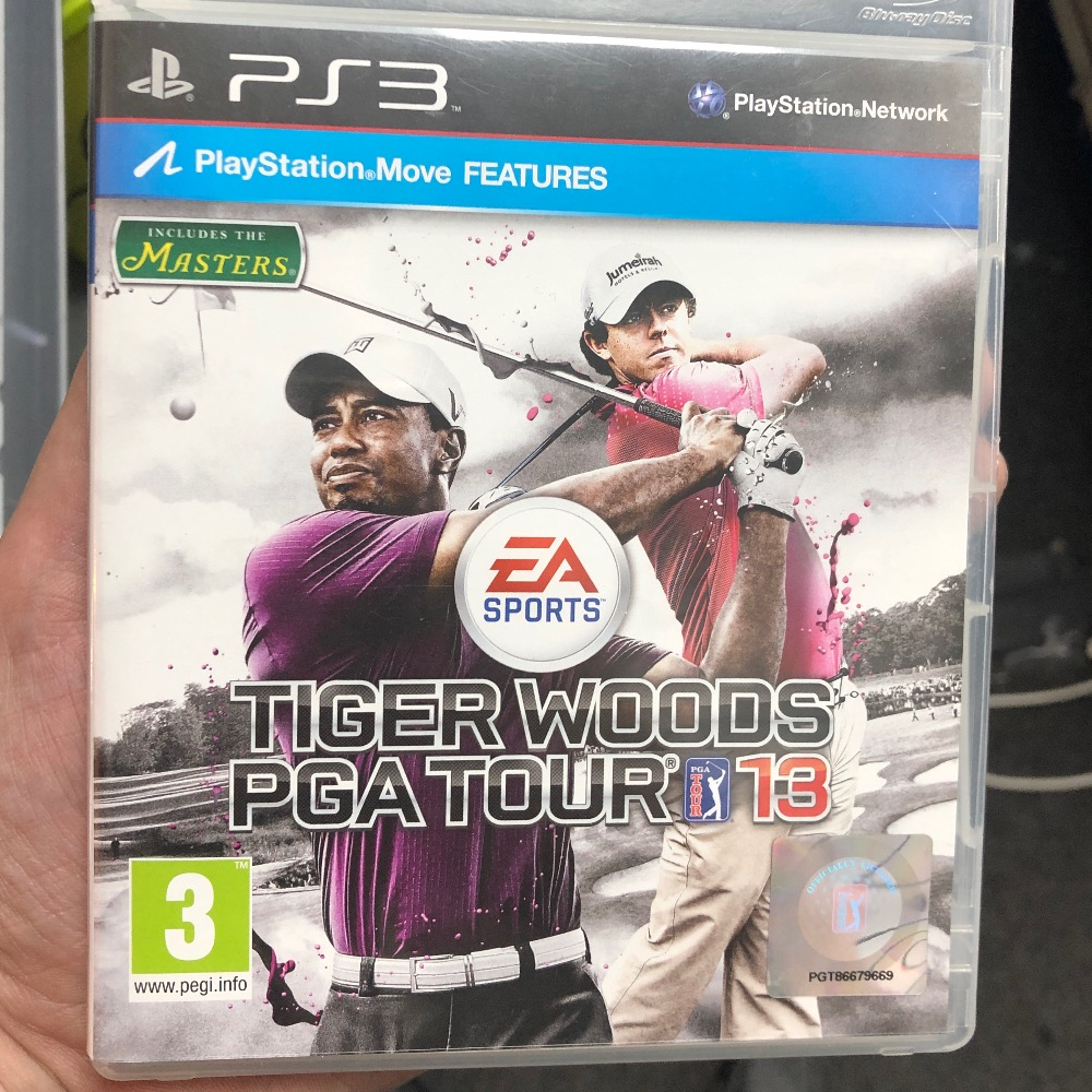 Product photo for Sony PS3 Game tiger 13