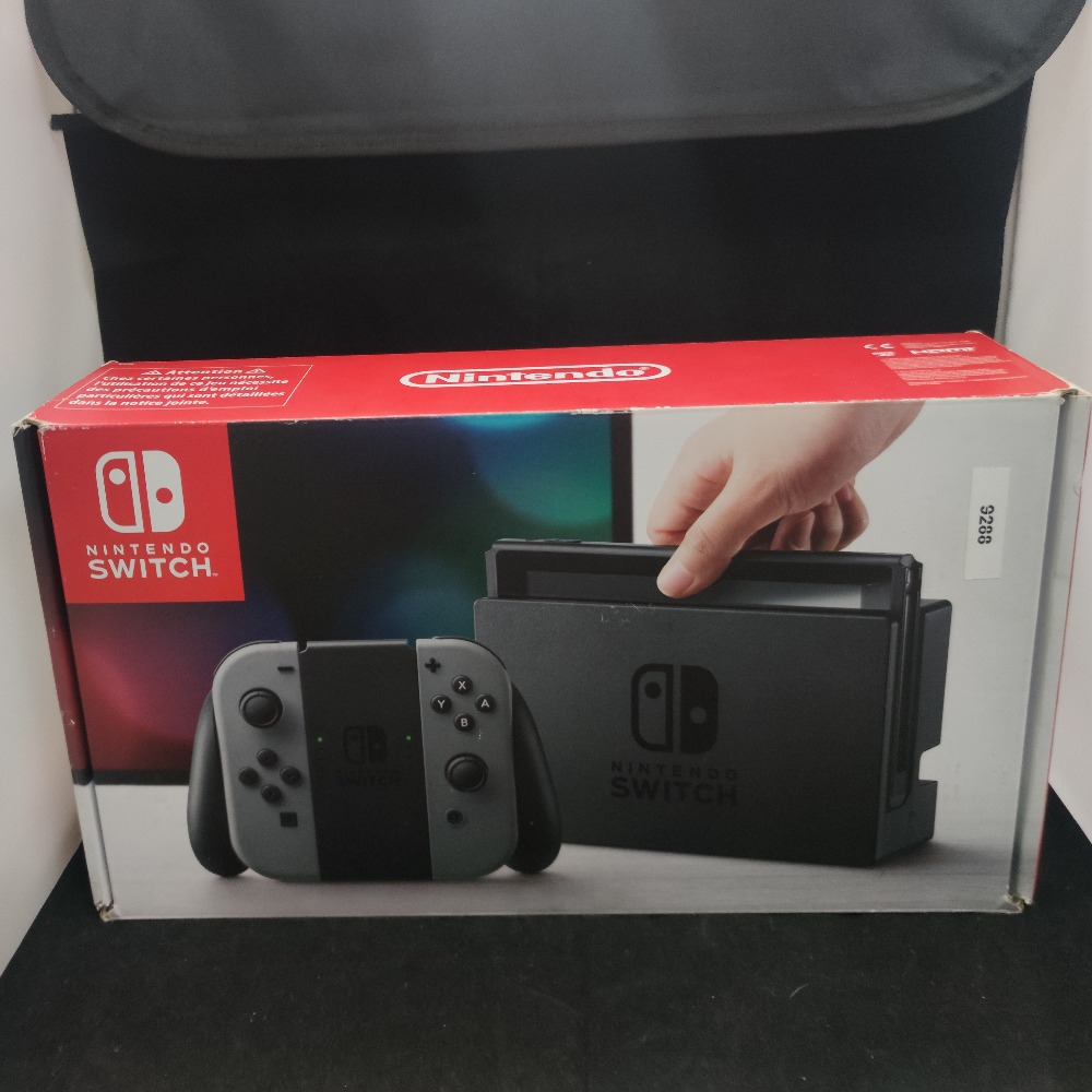 Product photo for Nintendo Switch Nintendo Switch Boxed No Dock