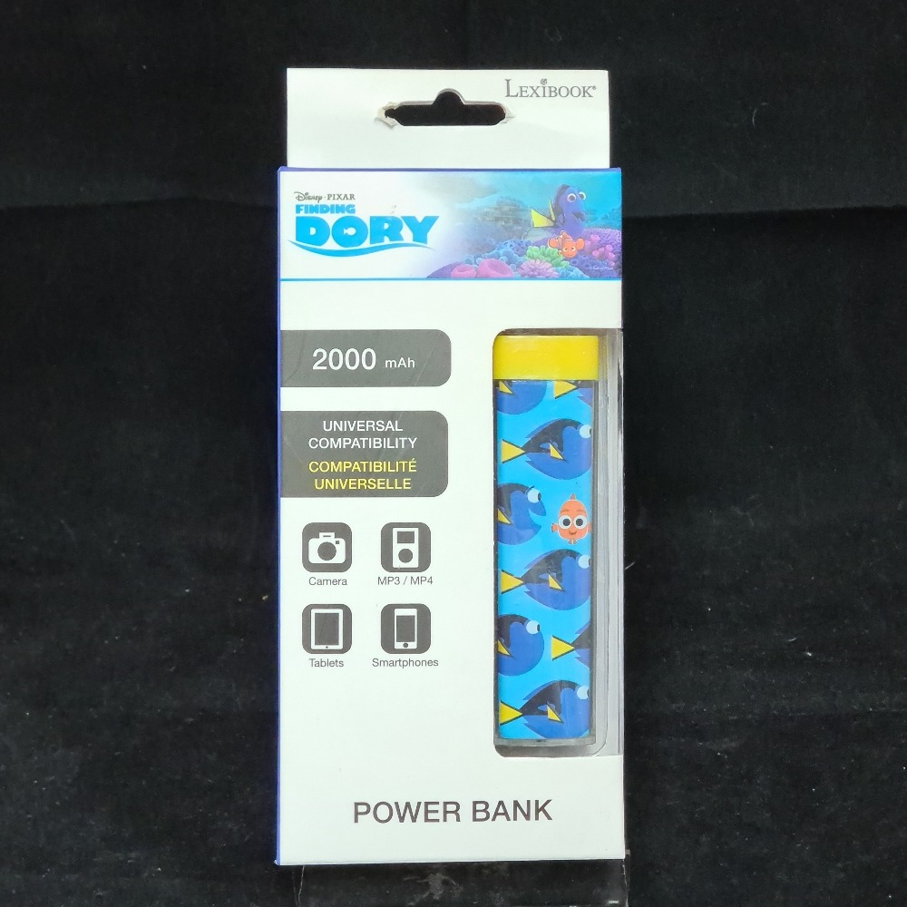 Product photo for Dory 2000mah Power Bank