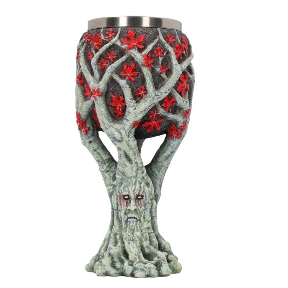 Product photo for !!May Sale!! Nemesis Now Weirwood Tree Goblet - Game of Thrones (Was £50)