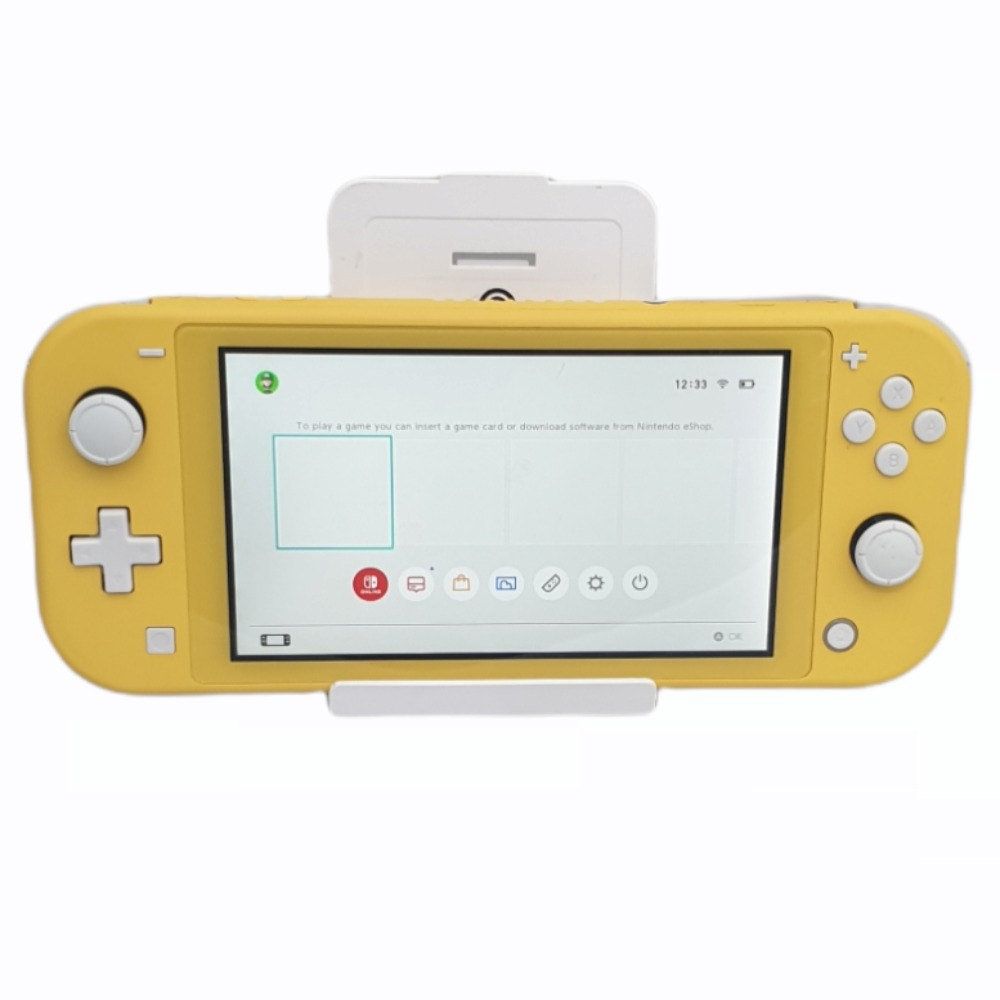 Product photo for Nintendo Switch Lite Yellow