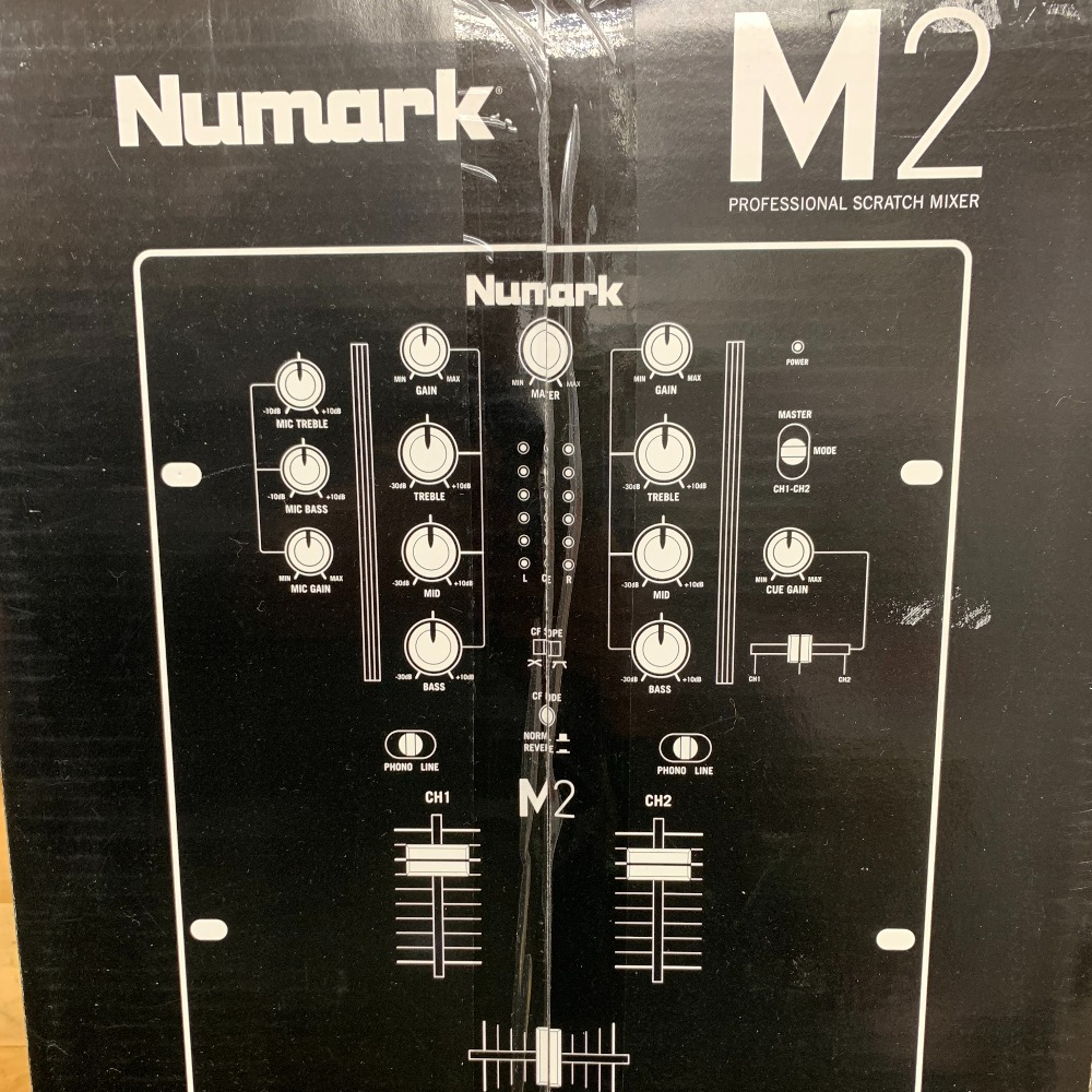 Product photo for Numark M2