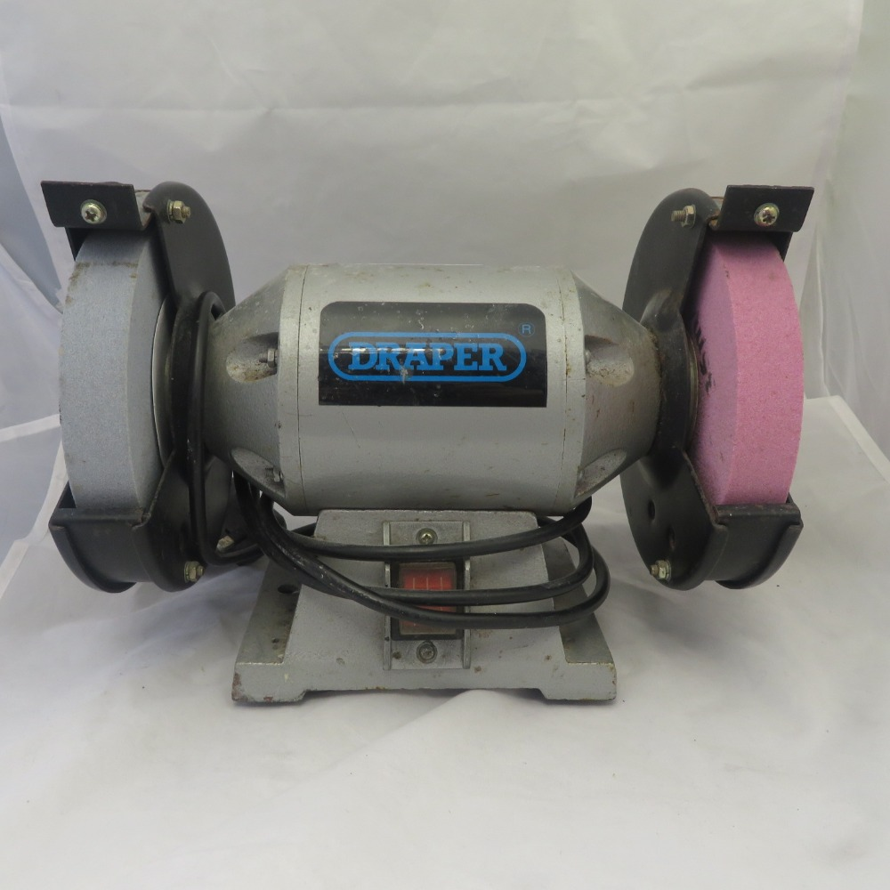 Product photo for Draper Electric Bench Grinder