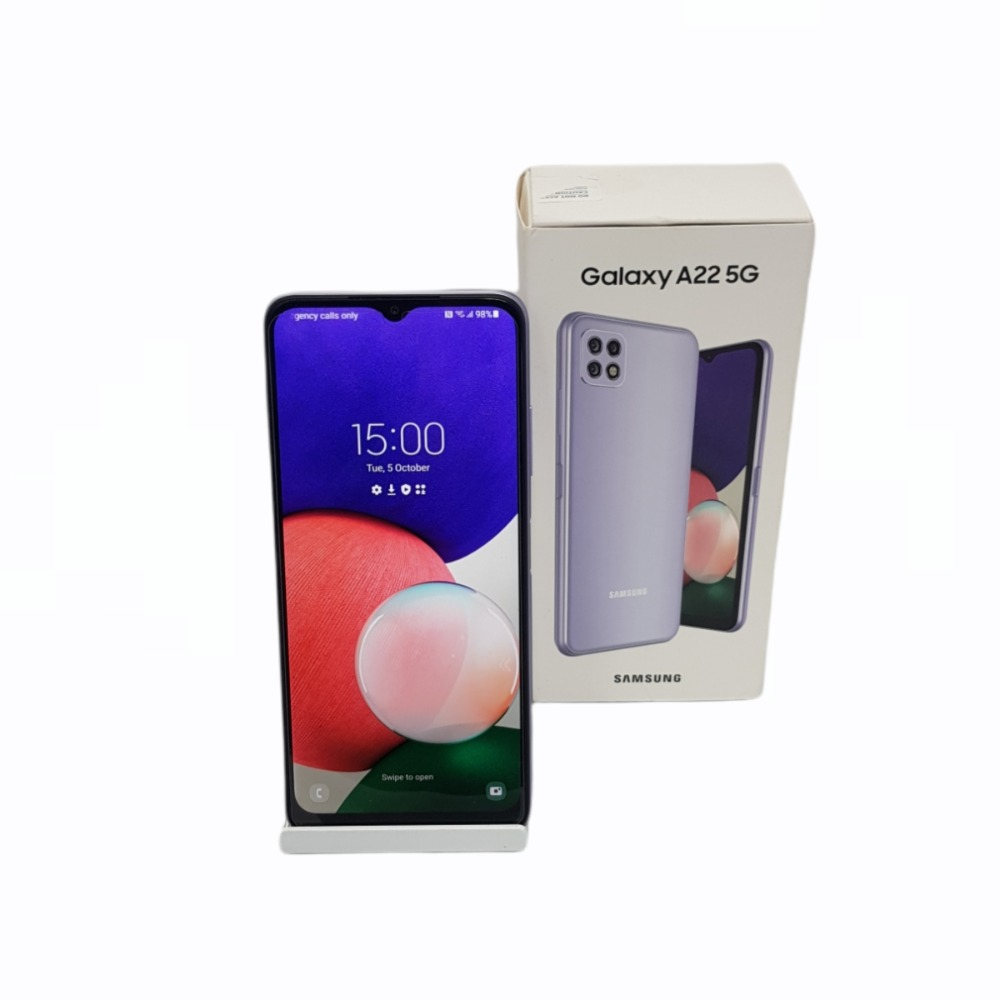 Product photo for Samsung A22 5G 64GB Unlocked