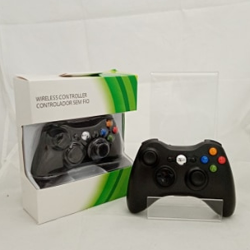 Product photo for Xbox 360 Wireless Controller