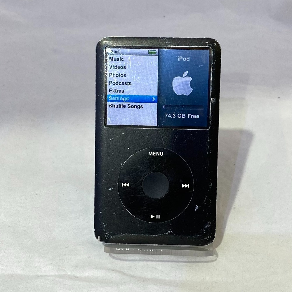 Product photo for Apple iPod Classic 6th Generation