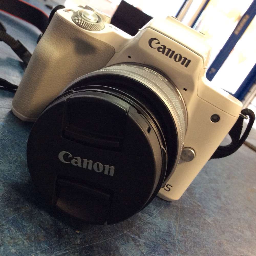 Product photo for Canon eos m50
