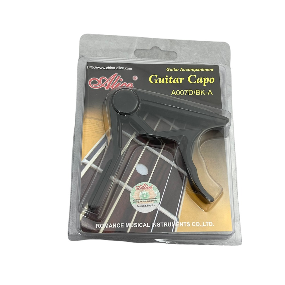Product photo for capo trigger style alice