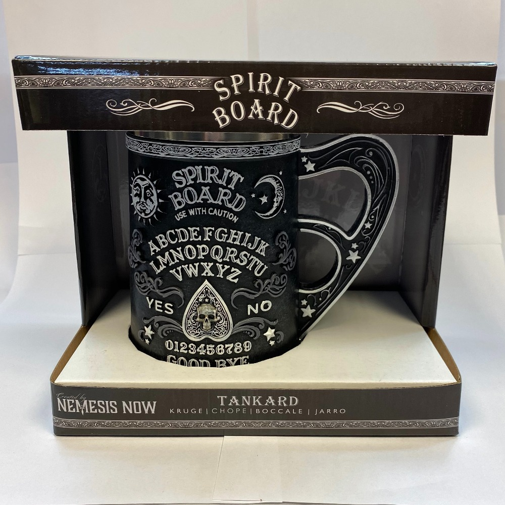 Product photo for spirit board tankard ( WAS £34.99 )