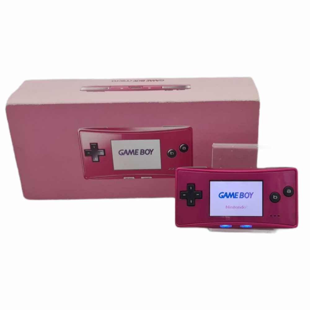 Product photo for Nintendo Gameboy Micro