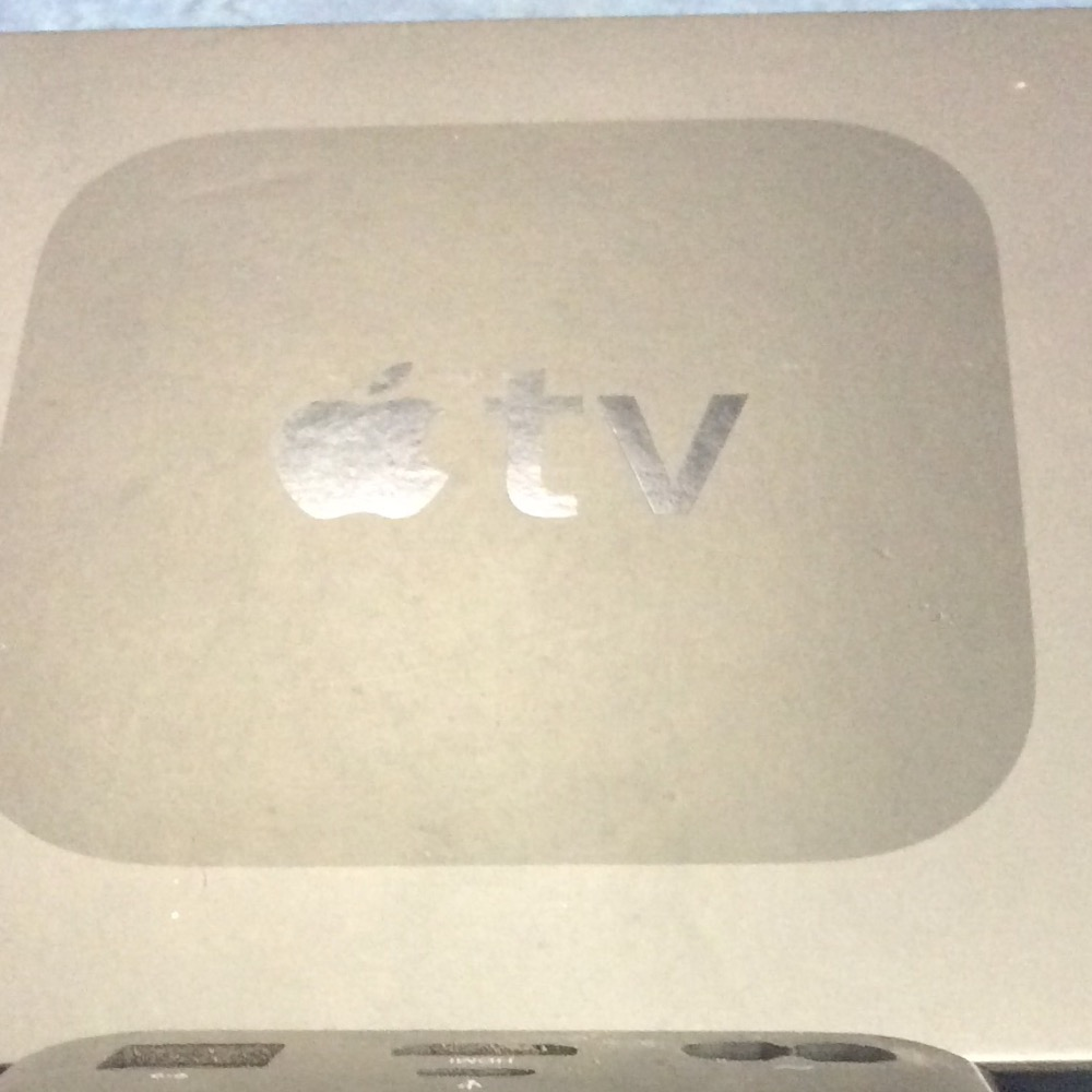 Product photo for 4th Gen Apple TV 64GB