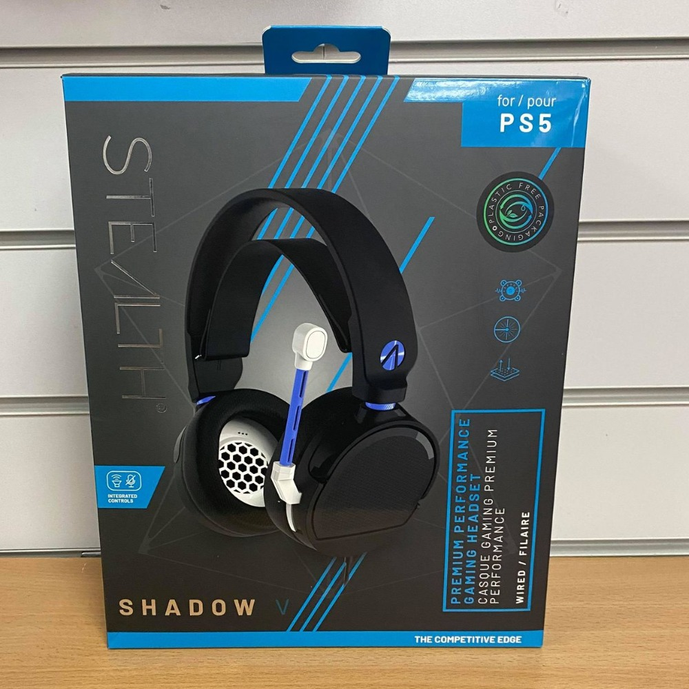 Product photo for Stealth Shadow V Headset