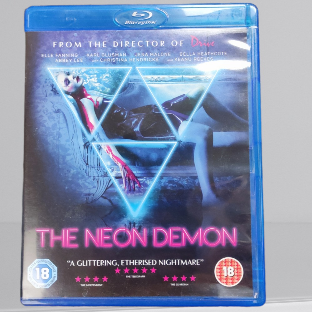 Product photo for Blu-ray Neon Demon
